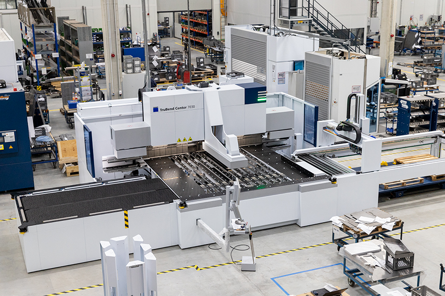 Trumpf TruBend Center 7030